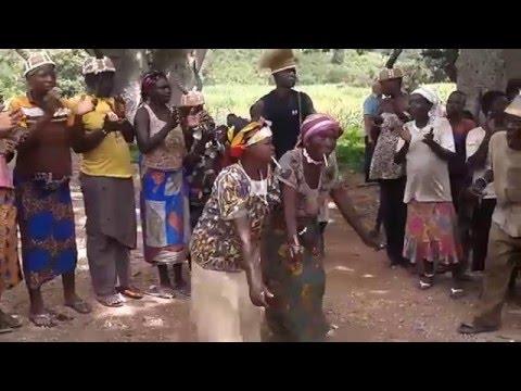 Africa - Togo - Batammariba people dance