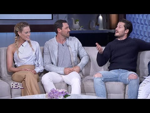 Sibling Rivalry! Who's The Better Dancer, Maks or Val?