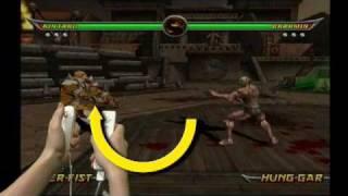 Mortal Kombat: Armageddon - Wii Video Tutorial