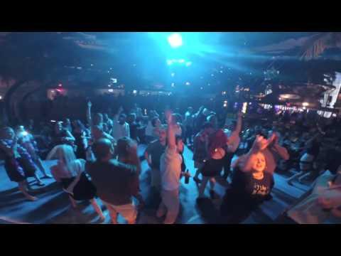 "KICK Band ""Behind the Scenes"" at Margaritaville Mohegan Sun Casino"