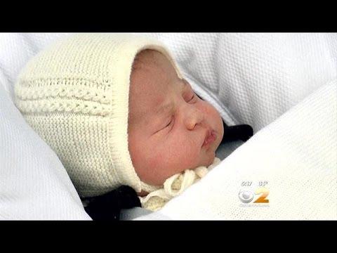 Royal Baby's Name Revealed