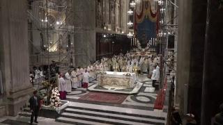 Genova: Inizio Anno Pastorale 2017/2018 e apertura Giubileo diocesano