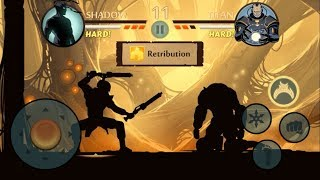 Shadow Fight 2 SHADOW vs TITAN FINAL BOSS - NO HACK Android Gameplay