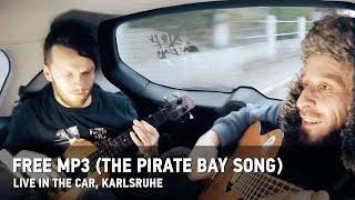 "Dubioza kolektiv ""Free MP3 (The Pirate bay Song)"" - Claustrophobic car version"