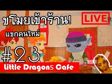 Little Dragons Cafe : LIVE 23 thumbnail