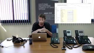 Action URL : développez vos applications CTI avec les téléphones Snom