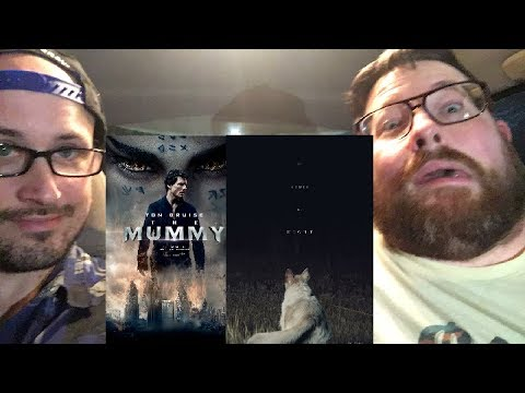 Midnight Screenings LIVE - THE MUMMY and IT COMES AT NIGHT