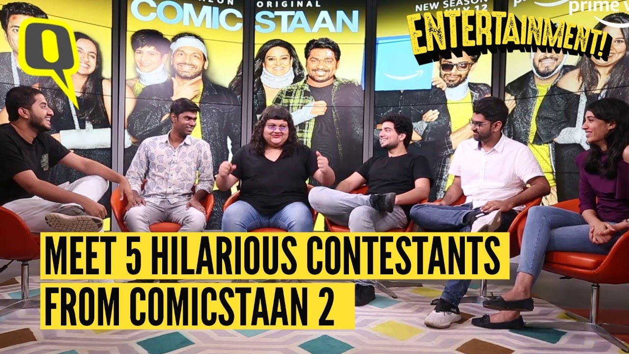 The Comicstaan 2 Review, Ft Supriya, Sourav, Samay, Ramya, Rohan| The Quint