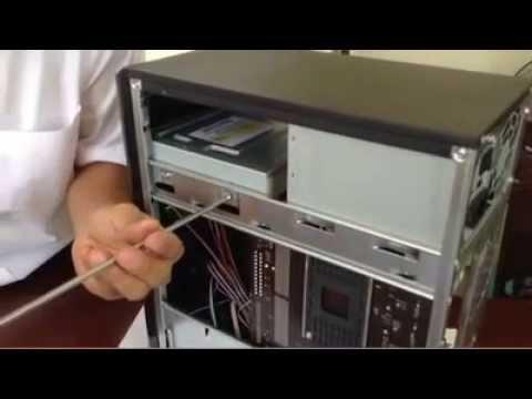 Jetek-gọn-đẹp-chất lượng: Case A61-Install (ODD, HDD..)