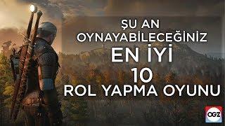 EN10 5 Şu An Oynayabileceğiniz En İyi 10 Rol Yapma Oyunu