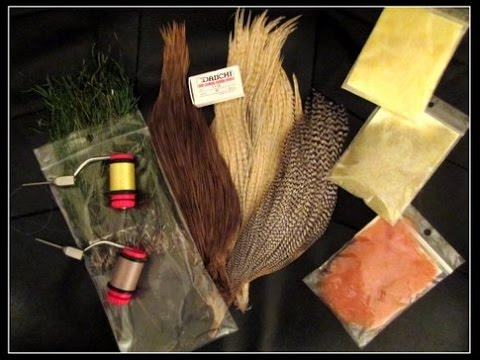 Fly Tying: Purchasing Dry Fly Materials