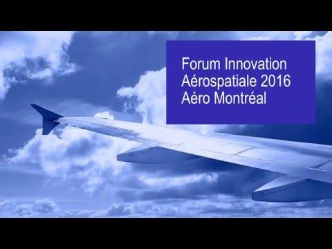 PHOCUS on Montreal Aerospace Innovation Forum 2016