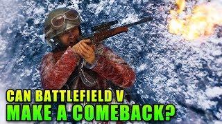 Can Battlefield V Make A Comeback?