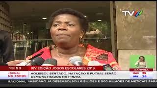XIV EDIÇÃO JOGOS ESCOLARES 2019