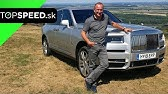 Rolls Royce Cullinan test - Alex ŠTEFUCA
