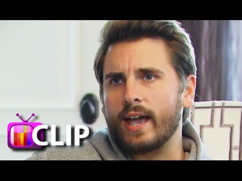 Scott Disick Yells At Kris For Making Him 'Look Like An Asshole'
