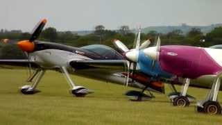 SBACH 300 Flown By Gerald Cooper At Wickenby Wings & Wheels (Sat 15th June 2013)