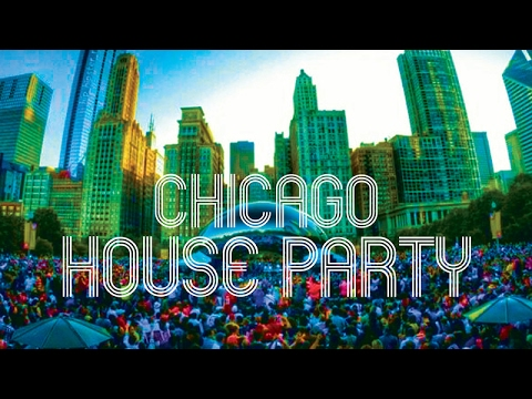 OLD SCHOOL CHICAGO HOUSE MEGAMIX !!!