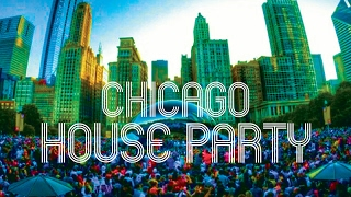 OLD SCHOOL CHICAGO HOUSE SUPERMIX !!!