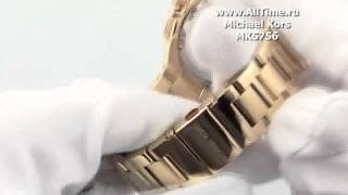 Обзор. Женские наручные часы Michael Kors MK5756(, 2014-05-05T08:12:53.000Z)