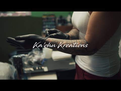 Defined Hawaii meets Ka'ohu Kreations