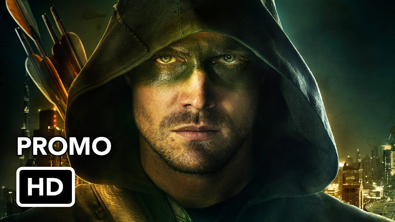 Arrow Season123 4 56Episode -Promo