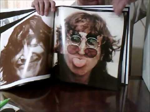 John Lennon Box of Vision - Unboxing