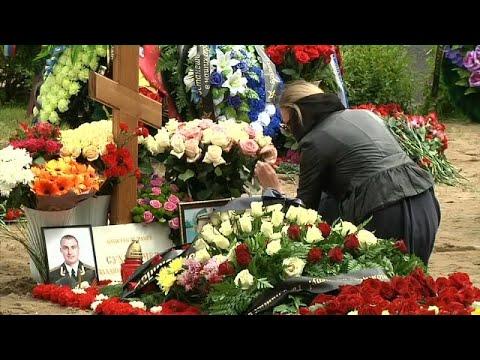 U-Boot-Unfall: Soldaten beigesetzt