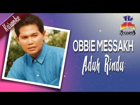 (Karaoke) Obbie Messakh - Aduh Rindu