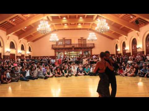 """Oblivion"" Tango Improvisation by Ricardo And Campbell"