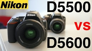 Nikon D5500 vs Nikon D5600 - Which is the best beginner Nikon DSLR?