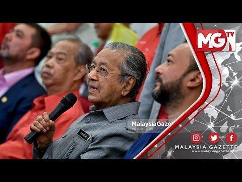 TERKINI : PPBM MASUK KE SABAH! ''Ramai Bekas Ahli UMNO Sabah Ingin Masuk Bersatu'' - Tun M