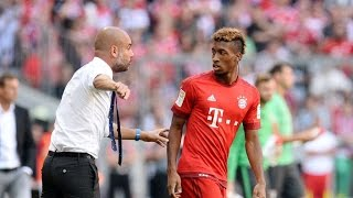 Kingsley Coman - September 2015 - Best Skills & Goals - Monthly Review