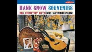 HANK SNOW - SEND ME THE PILLOW YOU DREAM ON (1961)