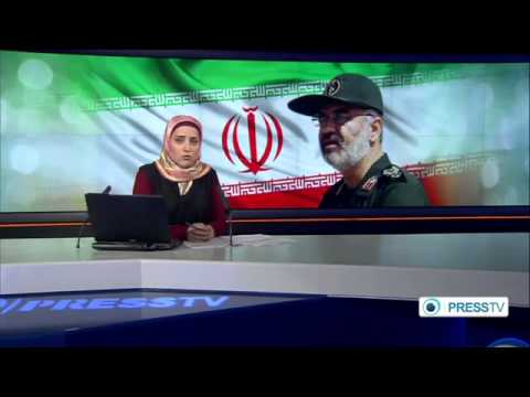 The deputy commander of Iran's Islamic Revolution Guards Corps says Syria is not alone