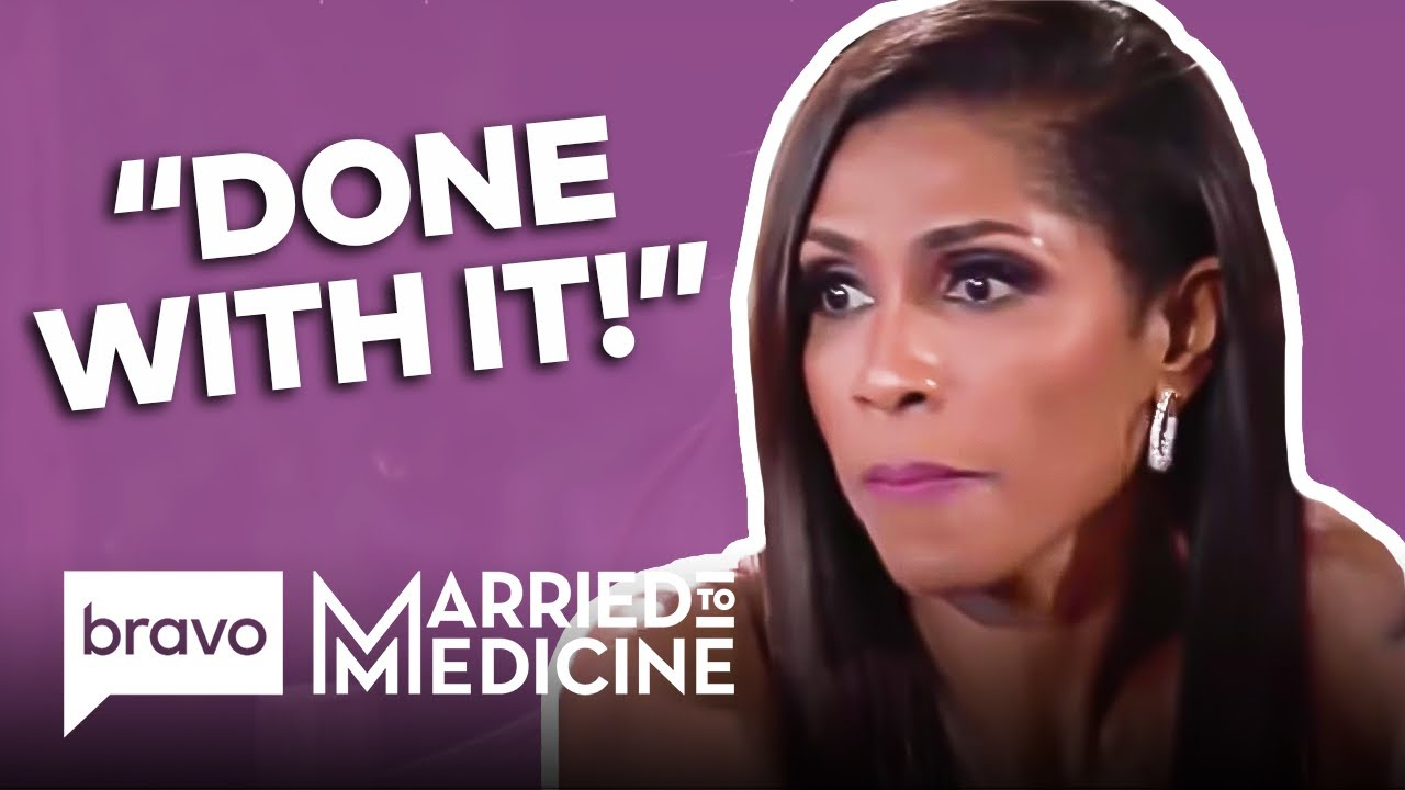 The Most Dramatic Couples Trips on Married to Medicine | Bravo