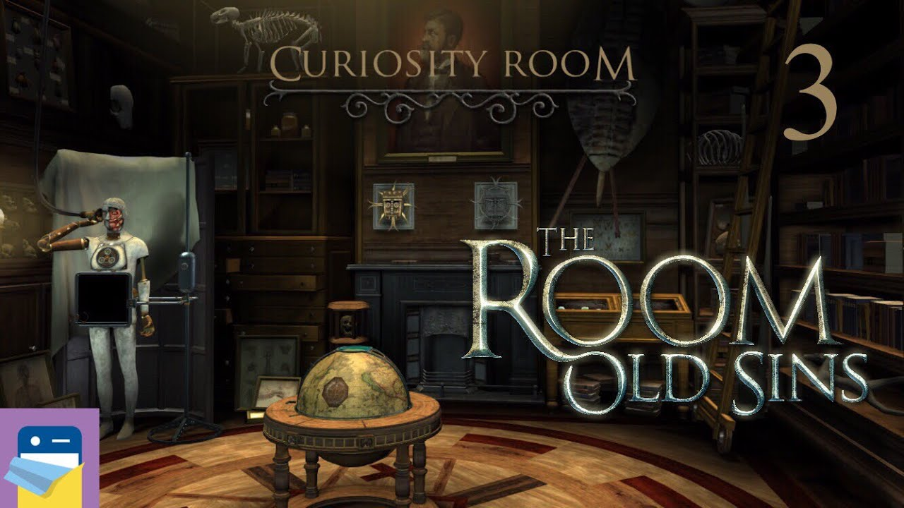 The Room Old Sins The Curiosity Room  Walkthrough Part 3