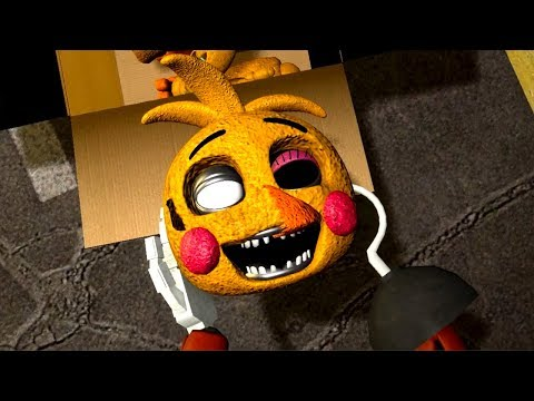 [FNaF SFM] The End Of Toy Chica!? (Five Nights At Freddy's Animation)