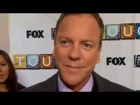 "A Few Minutes With... ""Touch"" Co-Star Kiefer Sutherland By Jim Halterman (TFC)"