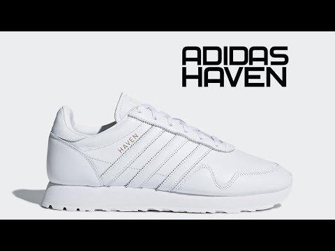 Обзор кроссовок Adidas Haven