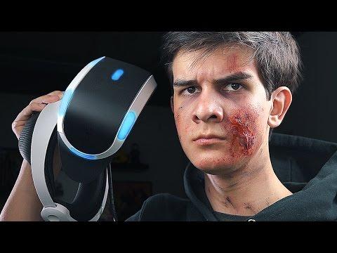 НОЧЬ УЖАСОВ в PlayStation VR!
