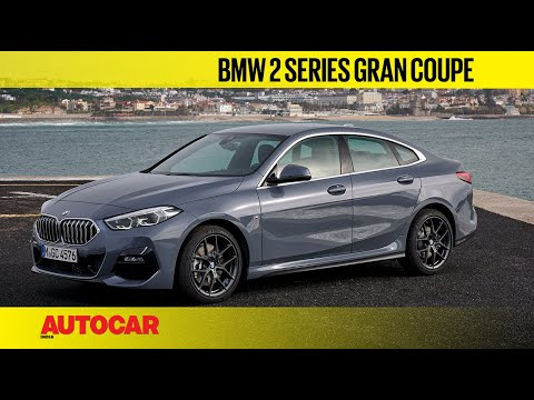 BMW 2 Series Gran Coupe - India-bound Compact Luxury Sedan | First Look | Autocar India