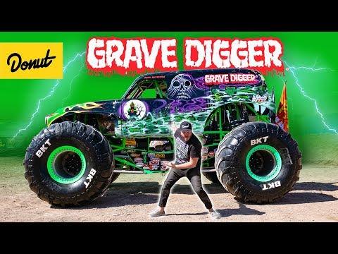 GRAVE DIGGER: Inside the Legendary Monster Truck