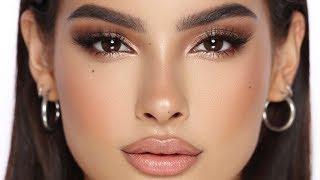 MY SIGNATURE MAKEUP LOOK! | Hindash