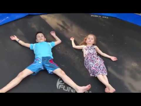 Kids play with NEW BIG TOYS Outdoor playground Baby shark song  JoyJoy Lika