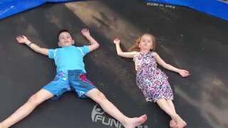 Kids play with NEW BIG TOYS Outdoor playground Baby shark song  JoyJoy Lika