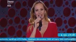 Monika Absolonová - Hodně štěstí |Kapka naděje 15.12.2017|