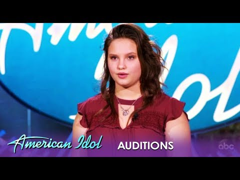 Hoss Michaels - 16 Year Old Girl Covers Dan + Shay Song For Her Idol Audition