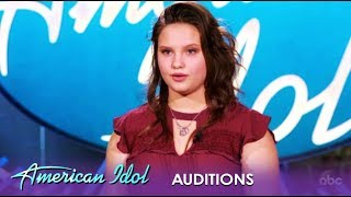 Madison Vandenburg: Judges Think THIS 16-Year-Old Is The Next Kelly Clarkson! | American Idol 2019