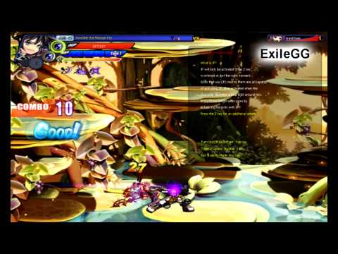Grand Chase: ExileGG's Prime Knight Tutorial HD
